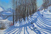 Andrew Macara Paintings at Tarpey Gallery