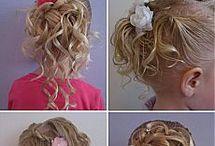 peinados de nenas