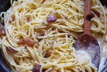 Pasta Recipes / by Jenna Lucree