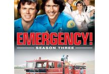 Television Favorites / My favorite TV shows, especially EMERGENCY!!!  / by Susan Lane