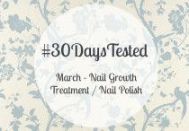 #30DaysTested / Products which have been reviewed for 30 Days then reviewed. Different type of product each month!