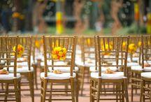 Wedding Set up at Infinity Pool / Dream Wedding at the Resort