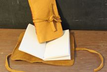 Largesse -book covers etc / making Largesse