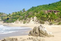 Punta Mita / Punta Mita is a favorite travel destination of the well-to-do. Many celebrities have enjoyed rest and relaxation in the luxury accommodations behind the gates. | Punta Mita Rentals