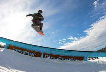 Snowboarding — Inpiration / Live Free and Shred Hard