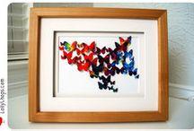 Crafty ideas / by Jill Sonnek