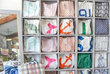 Sea Bags- new home! / by Tara Knupp