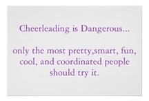 Cheerleading / by Emma Wade