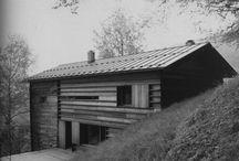 Zumthor Haus Truog Gugalun, 1994