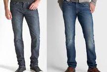 Jeans para hombre .