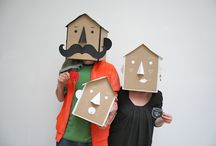 cardboard box >>
