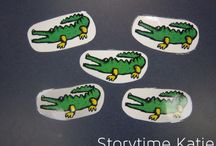 Alligators & Crocodiles Storytime