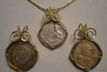Coin Jewelry / Just some inspiration for a project