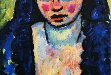 Painting. Alexei Jawlensky