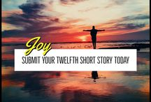 12 Short Story Challenge / Write 12 short stories in 12 months