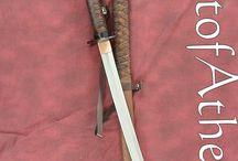 Espadas e Facas Japonesas