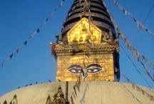Buddhism - Temple & Monastery / by Kadag Drolma