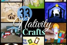 Nativity Crafts / by Cammie Holm