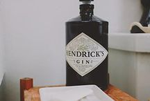 Gin bottle ideas