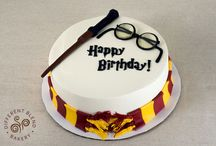 Harry Potter Birthday Theme