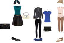 Stuff I'd Wear If I Were Stylee / by Jenn Crowell