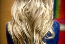 hair color and hairstyles / by Kait Utermark