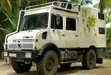 Ultimate expedition vehicle: UNIMOG
