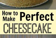 cream cheese - bake