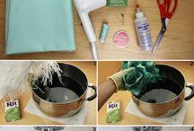 Express yourself -DIY / Handmade stuff