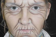 Vicky theatrical / Ageing