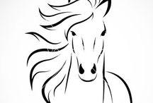 Tatuajes caballos