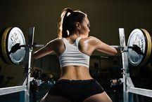 Fitness / by Talonna LeMaster