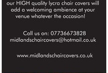Midlands Chair Cover Hire