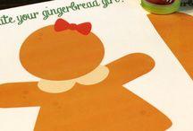 PreK: Gingerbread