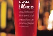 Everything's bigger in...Alaska. / Traveling to Alaska / by Maggie Bellinger