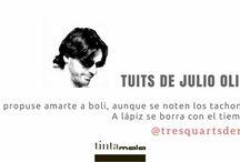 TUITS DE JULIO OLIVA