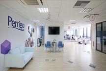 Perrigo's Offices