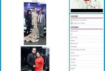 Coverage of Sikandar Nawaz in Fashiongaze.com