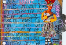 art journaling / by Janet Duncan