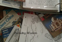 homeschool-notebooking / by Lely Kuty