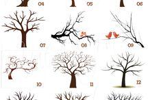 árbol firmas