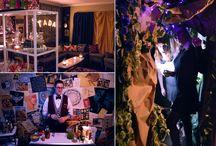 Magicians Party: Brakebills Cottage Soiree