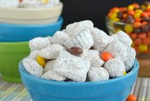 Flying Flour: Puppy Chow