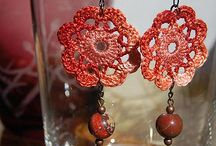 Crochet Accessories: jewelry, belts, etc