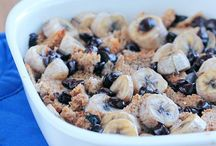 healthy desserts / by Christine Collier-Reeves