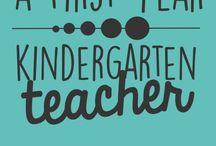 kindergarten first year
