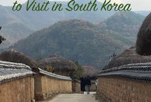 South Korea / Places to See and Things to Do in South Korea