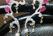 cz and silver jewellery by Pushpam cz
