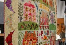 """House"" Quilts / by Sandi Spencer"