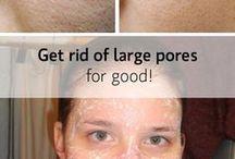 mask for pores